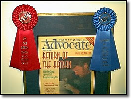 Hartford Advocate and Ribbons